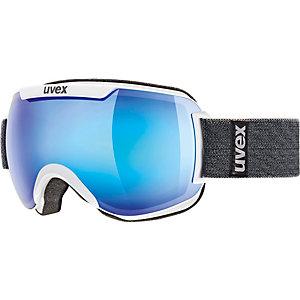 Uvex downhill 2000 FM Skibrille weiß/schwarz