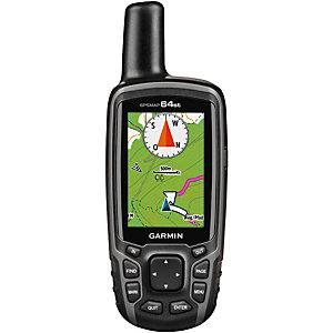 Garmin map64st GPS schwarz/grau