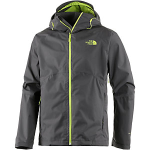 The North Face Sequence Regenjacke Herren grau