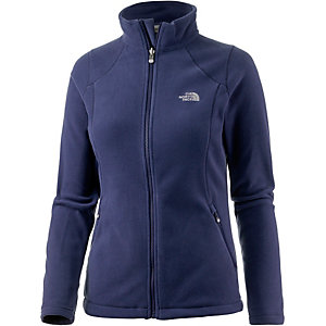 The North Face 100 Glacier Fleecejacke Damen blau