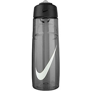 Nike Flow Swoosh Trinkflasche anthrazit