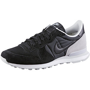 Nike INTERNATIONALIST Sneaker Herren Schwarz