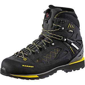 Mammut Ridge Combi High WL GTX Alpine Bergschuhe Herren grau/gelb