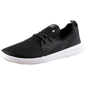 Volcom Draft Sneaker Herren schwarz