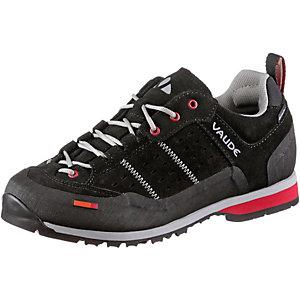 VAUDE Dibona Advanced STX Zustiegsschuhe Damen schwarz/rot
