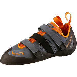 Lowa Falco VCR Kletterschuhe anthrazit/orange