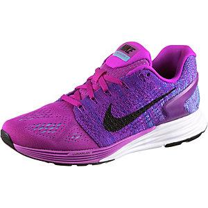 Nike Lunarglide 7 Laufschuhe Damen lila/pink