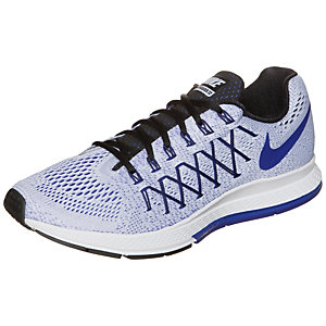 Nike Air Zoom Pegasus 32 Laufschuhe Herren weiß / lila