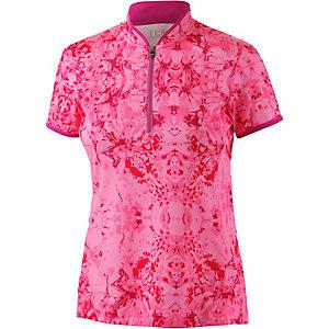 CMP Fahrradtrikot Damen rosa magenta
