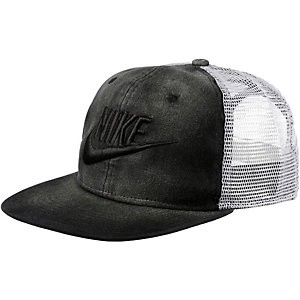Nike Solstice Trucker Cap Herren schwarz