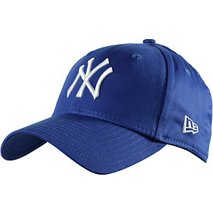 New Era 940 league Basic NY Yankees Cap blau/weiß