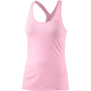 Under Armour Heatgear Armour Funktionstank Damen rosa