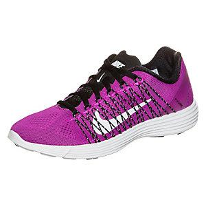 Nike Lunaracer+ 3 Laufschuhe Damen violett / schwarz