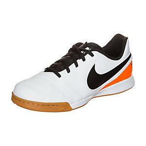 Nike Tiempo Legend VI Fußballschuhe Kinder weiß / schwarz
