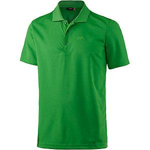 Maier Sports Ulrich Poloshirt Herren grün