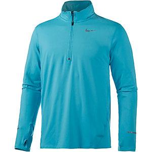 Nike Element Laufshirt Herren türkis