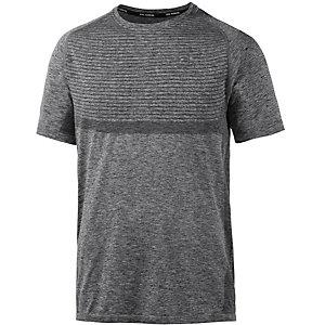 Nike Dri-Fit Knit Funktionsshirt Herren schwarz