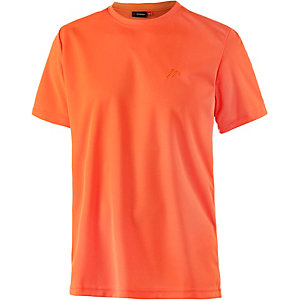 Maier Sports Walter Funktionsshirt Herren orange