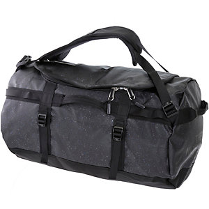 The North Face Base Camp Duffel Reisetasche schwarz/blau