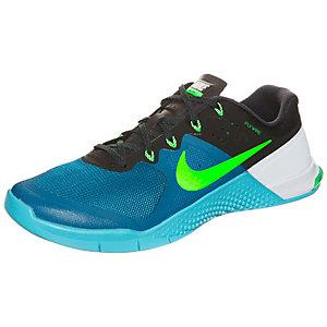 Nike Metcon II Fitnessschuhe Herren blau / schwarz