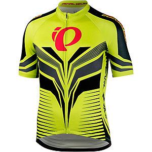 Pearl Izumi Elite Pursuit Fahrradtrikot Herren gelb/schwarz