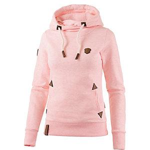 Naketano Schöne Klaus II Sweatshirt Damen rosa melange