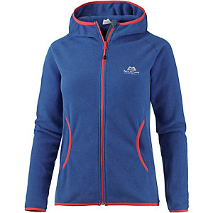 Mountain Equipment Diablo Fleecejacke Damen blau