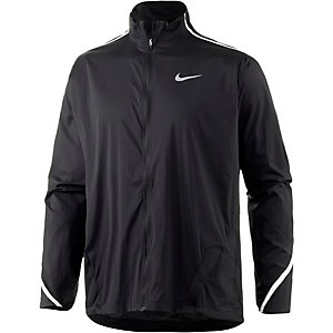 Nike Impossibly Light Laufjacke Herren schwarz