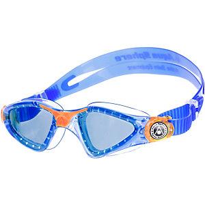 Aqua Sphere Kayenne Schwimmbrille Kinder blau orange