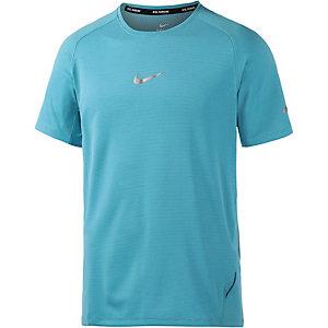 Nike Dri-Fit Aeroreact Laufshirt Herren türkis
