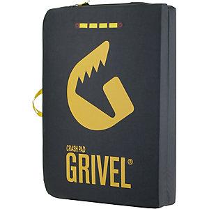 Grivel Crashpad schwarz/gelb
