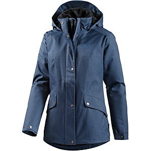 jack wolfskin park avenue outdoorjacke damen blau im online shop von sportscheck kaufen. Black Bedroom Furniture Sets. Home Design Ideas