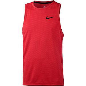 Nike Pro Dry Fit Funktionstank Herren rot