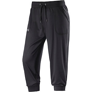 Under Armour TECH Trainingshose Damen schwarz