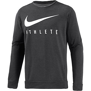 Nike Dri-Fit Training Funktionsshirt Herren schwarz