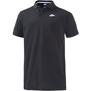Nike NSW Matchup Poloshirt Herren schwarz