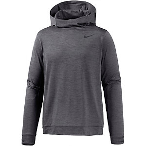 Nike Dry Langarmshirt Herren schwarz
