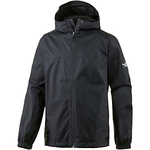 The North Face Mountain Quest Regenjacke Herren schwarz