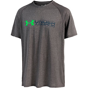 Under Armour HeatGear Fade Away Funktionsshirt Herren grau