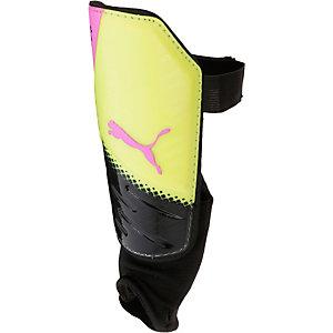 PUMA evoPOWER 3.3 Schienbeinschoner pink/gelb