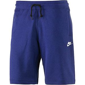 Nike AW77 Shorts Herren dunkelblau