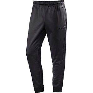 Nike Therma Trainingshose Herren schwarz