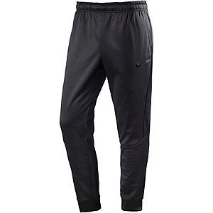Nike Therma Trainingshose Herren schwarz