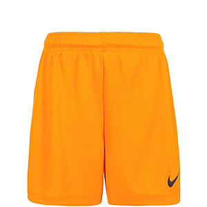Nike Park II Fußballshorts Kinder gold / schwarz