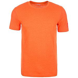 adidas ClimaCool Aeroknit Funktionsshirt Herren orange