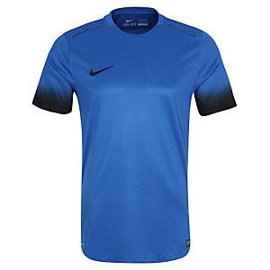 Nike Laser Print III Fußballtrikot Herren blau / schwarz