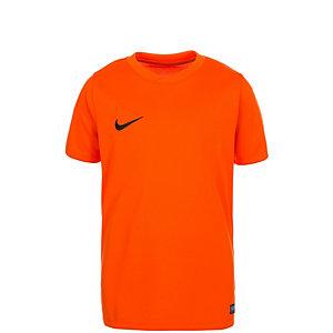 Nike Park VI Fußballtrikot Kinder orange / schwarz