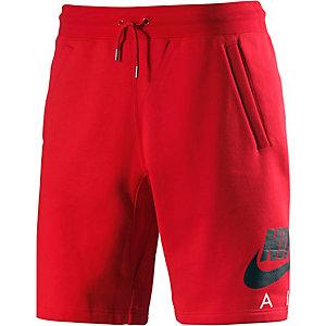 Nike NSW Air Heritage Shorts Herren rot