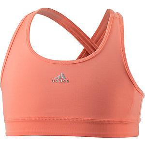 adidas Sport-BH Mädchen apricot