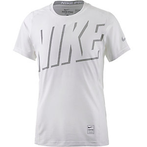 Nike Funktionsshirt Jungen weiß
